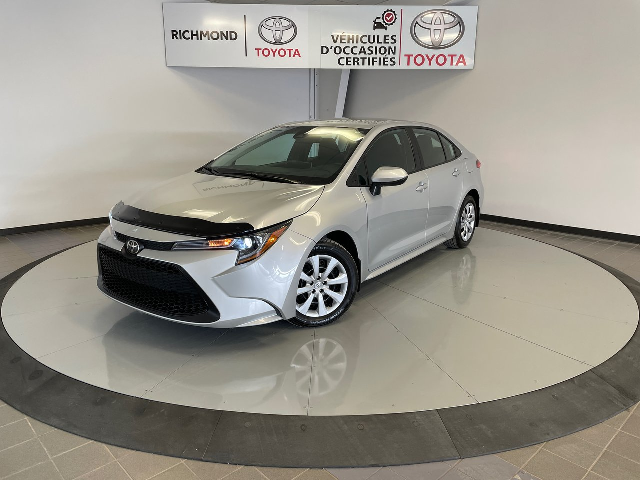 Toyota Corolla 2021 LE Gr:A *DÉMO + BAS KILOMÉTRAGE*