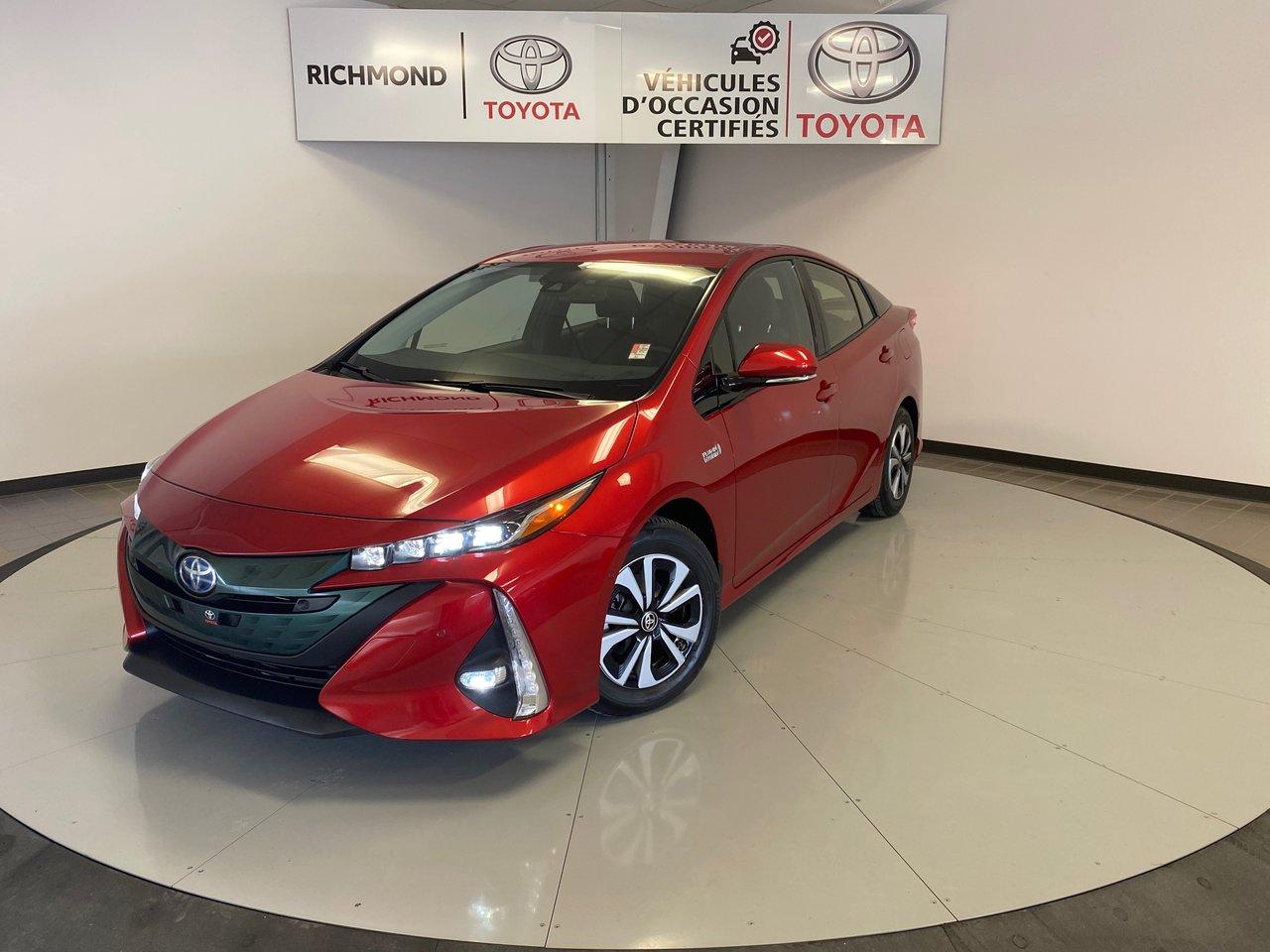 Toyota Prius Prime 2017 Gr:AC *TECHNOLOGIE*
