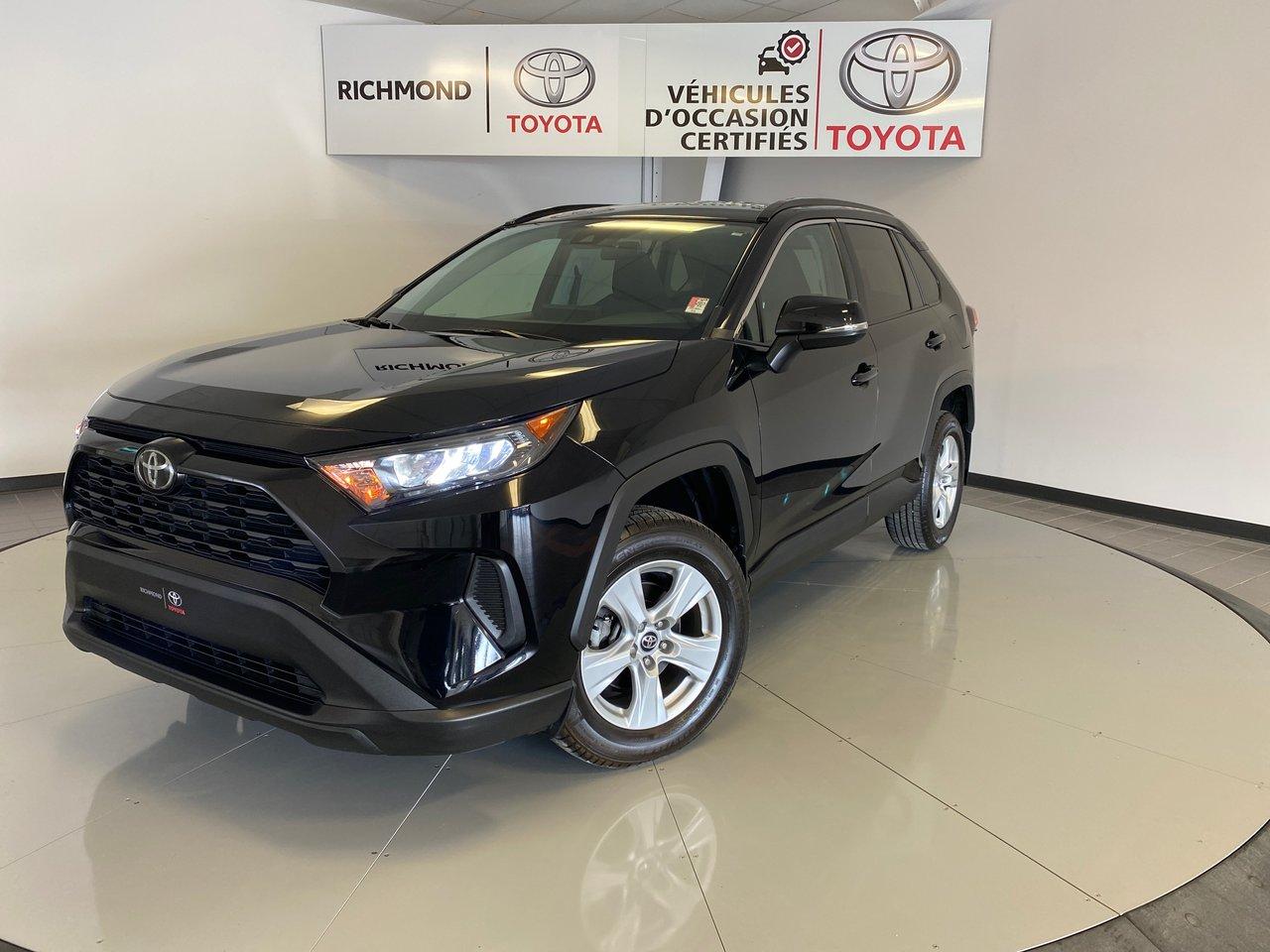 Toyota RAV4 2019 LE AWD Gr:A