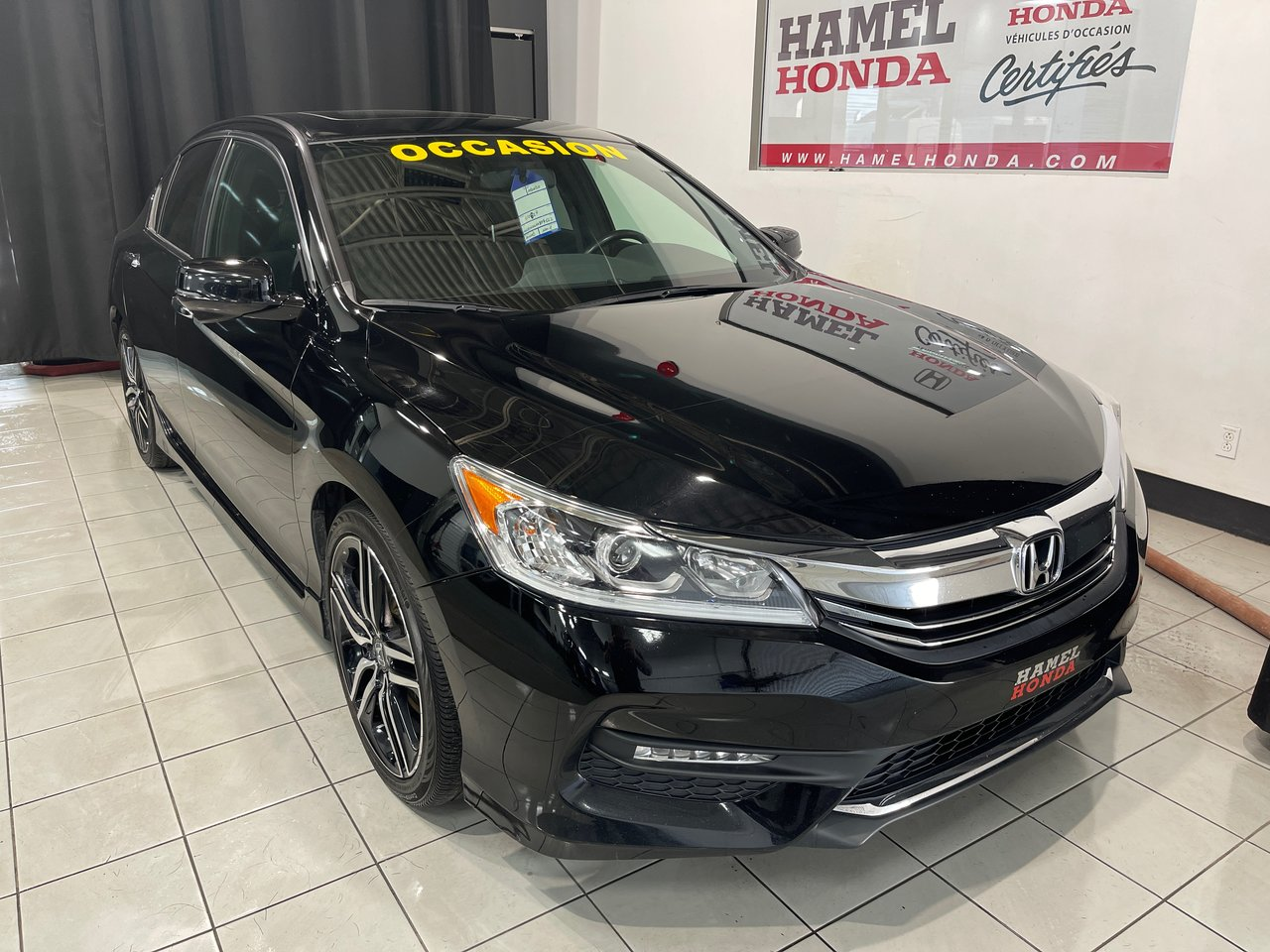 Honda Accord 2017 Sport