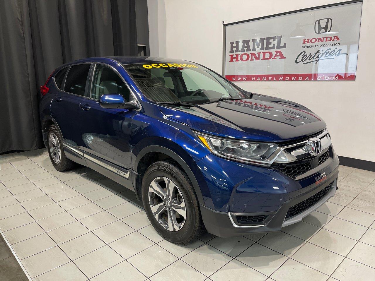 Honda CR-V 2017 LX AWD