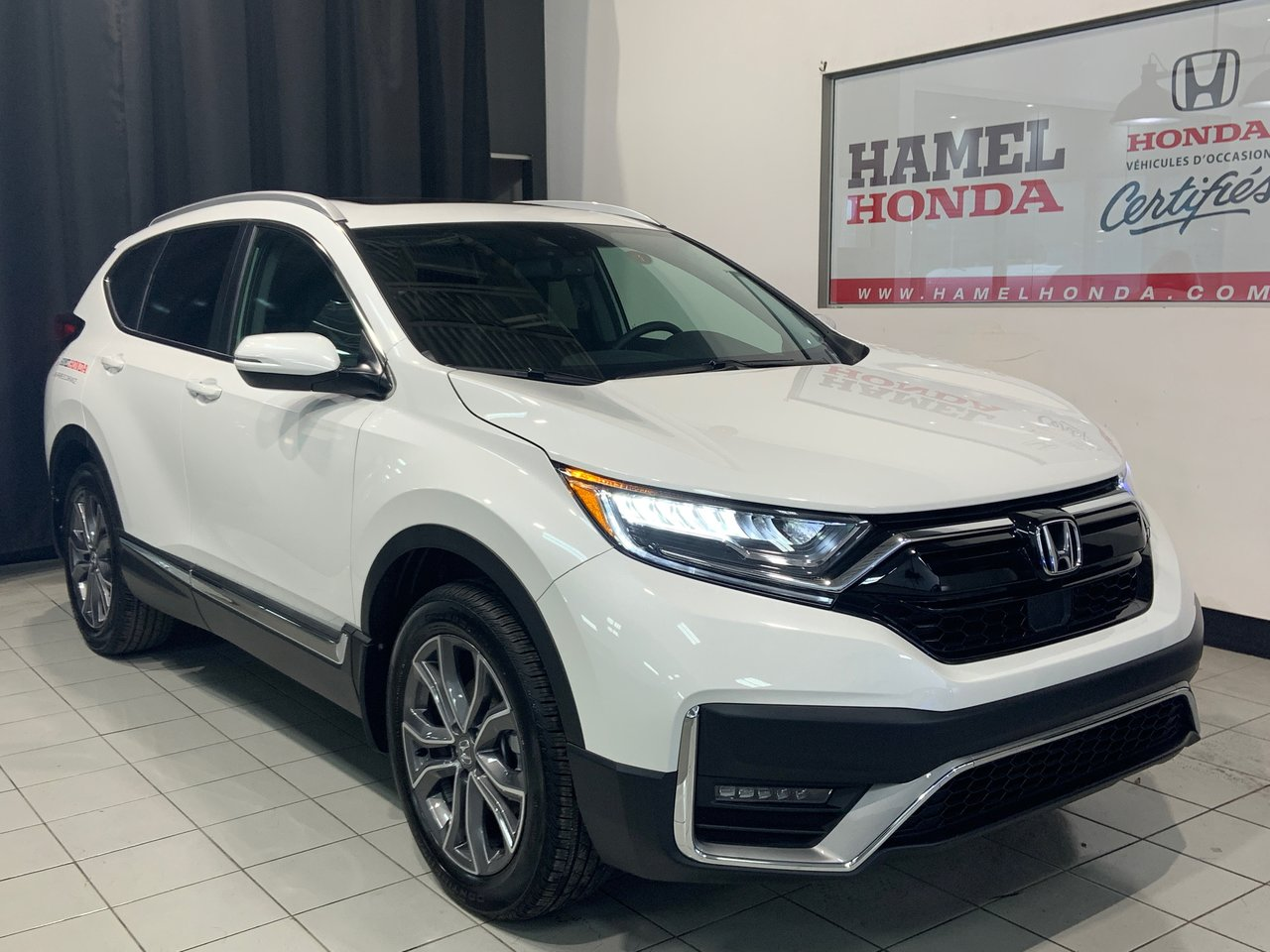 Honda CR-V 2021 TOURING AWD