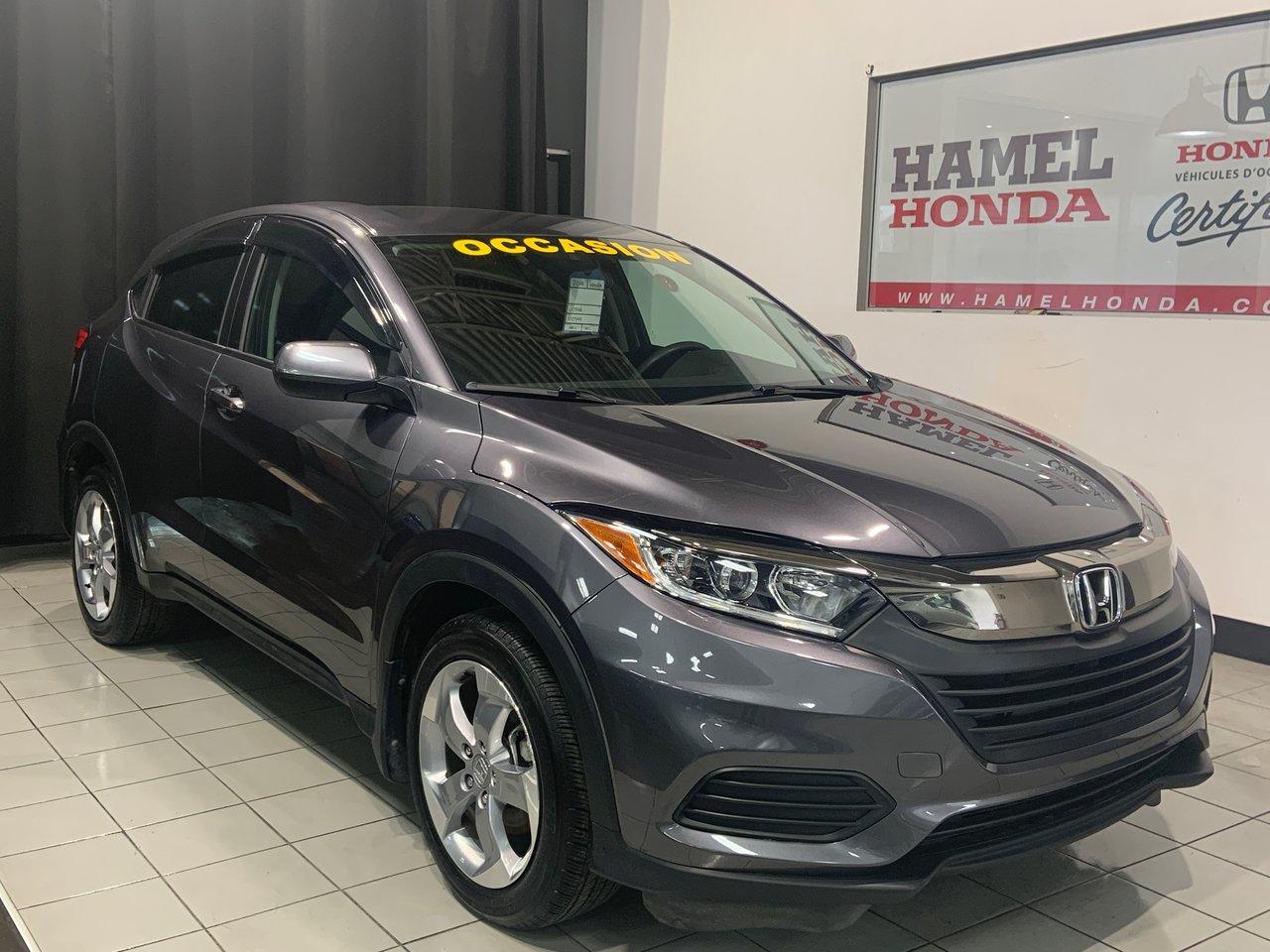 Honda HR-V 2019 LX