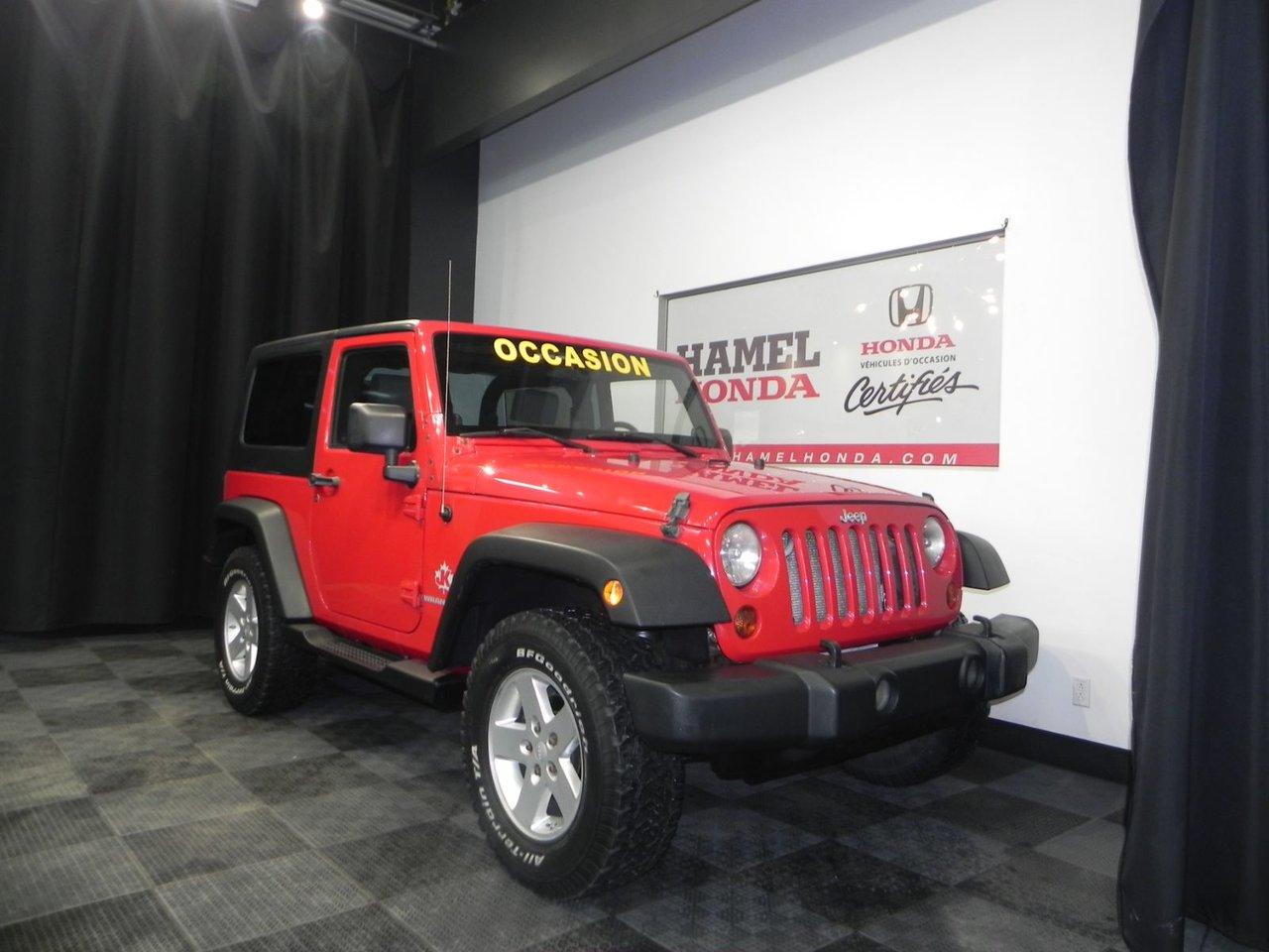 2009 Jeep  Wrangler 4X4