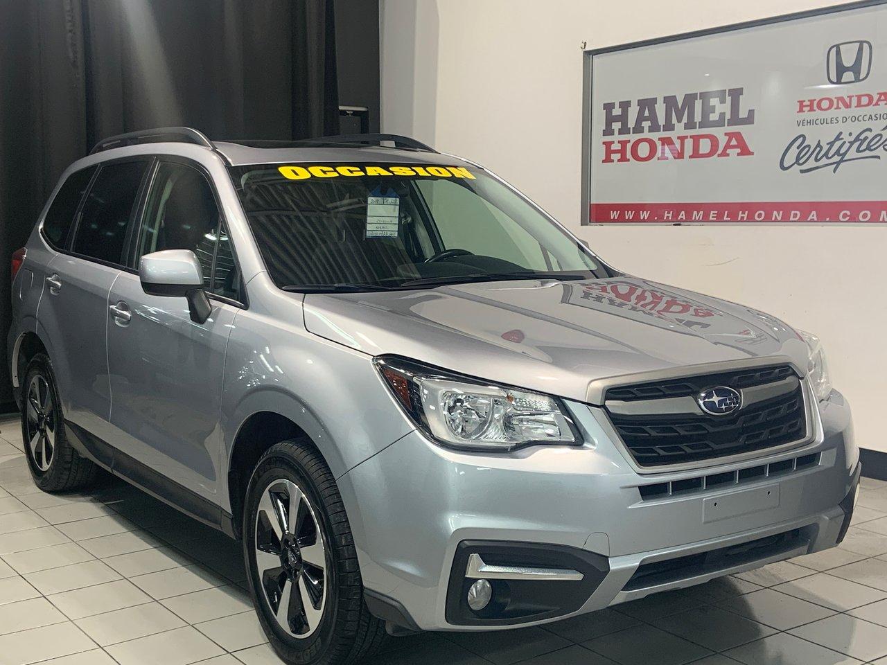 Subaru Forester 2018 Touring AWD