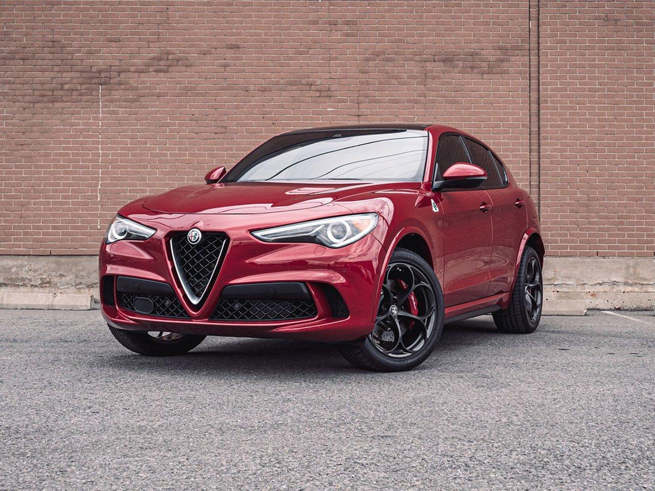 Alfa Romeo Stelvio 2018 Quadrifoglio
