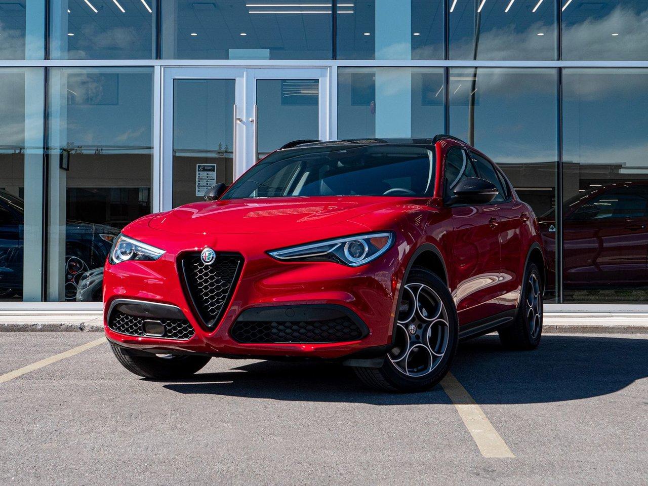 Alfa Romeo Stelvio 2021 Sprint DEMO