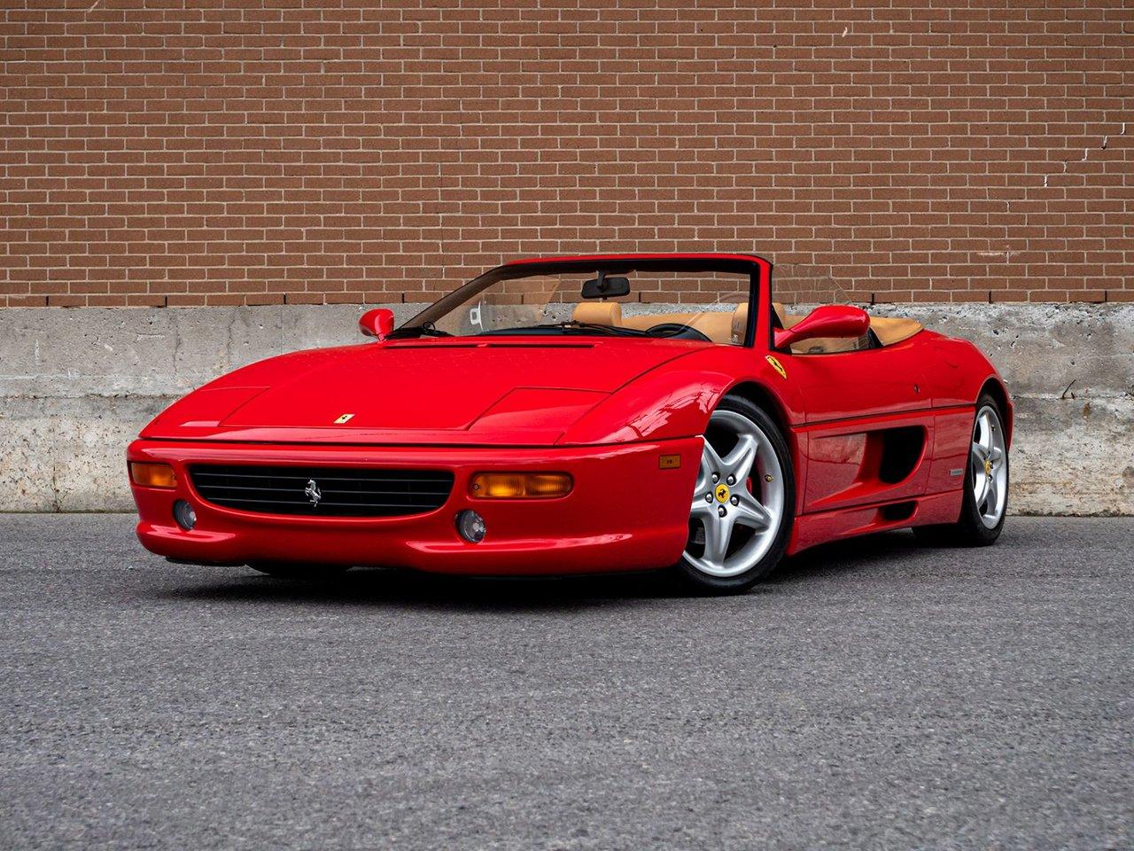 Ferrari 355 1999 F1 spider