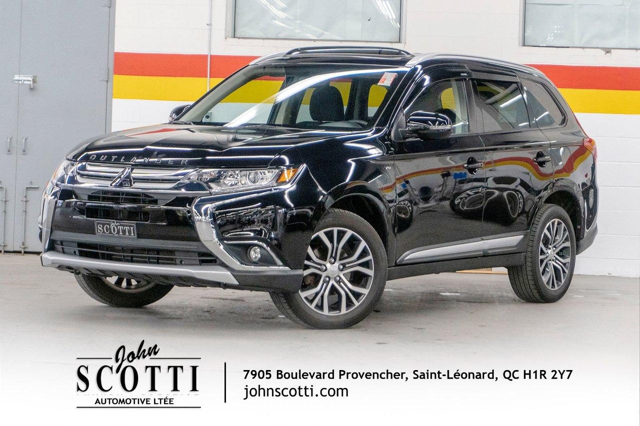 Mitsubishi Outlander 2018 SE Touring