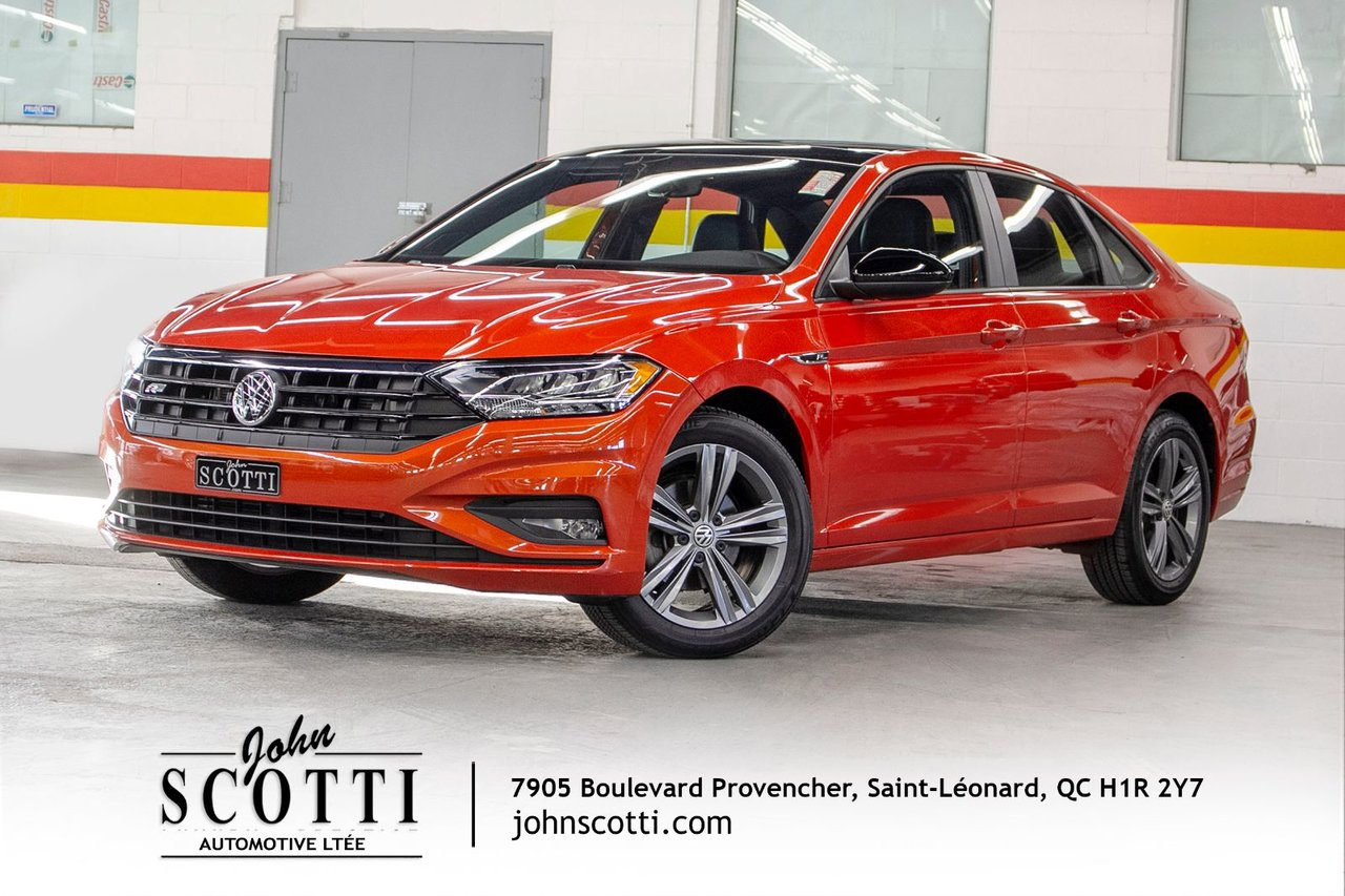 Volkswagen Jetta 2020 R-Line