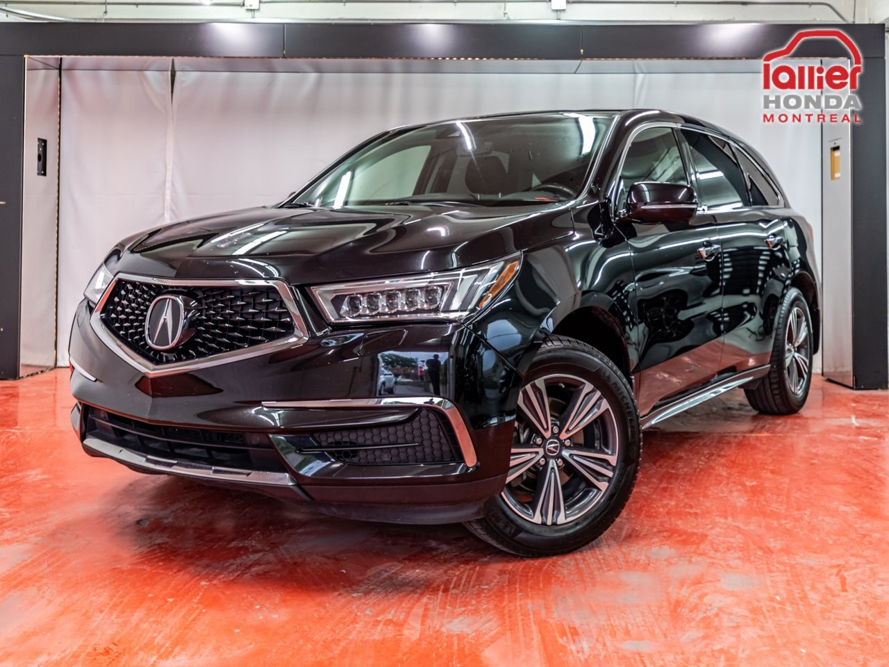 2017 Acura  MDX PREMIUM**AWD**CUIR**TOIT***7 PASSAGERS****