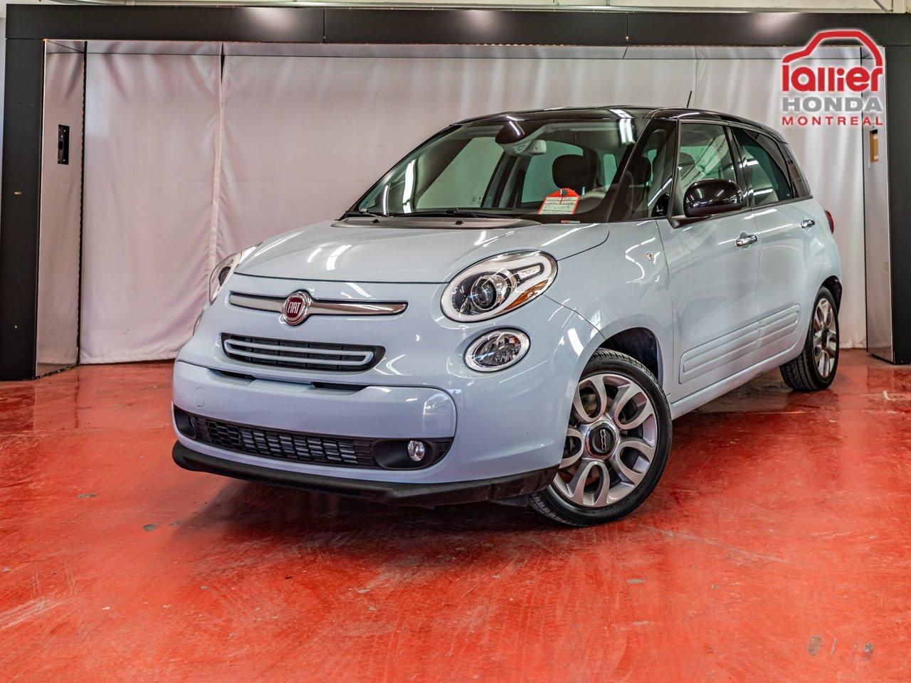 2014 Fiat  500L Sport**CAMÉRA DE RECUL**AUTOMATIQUE**COMME NE