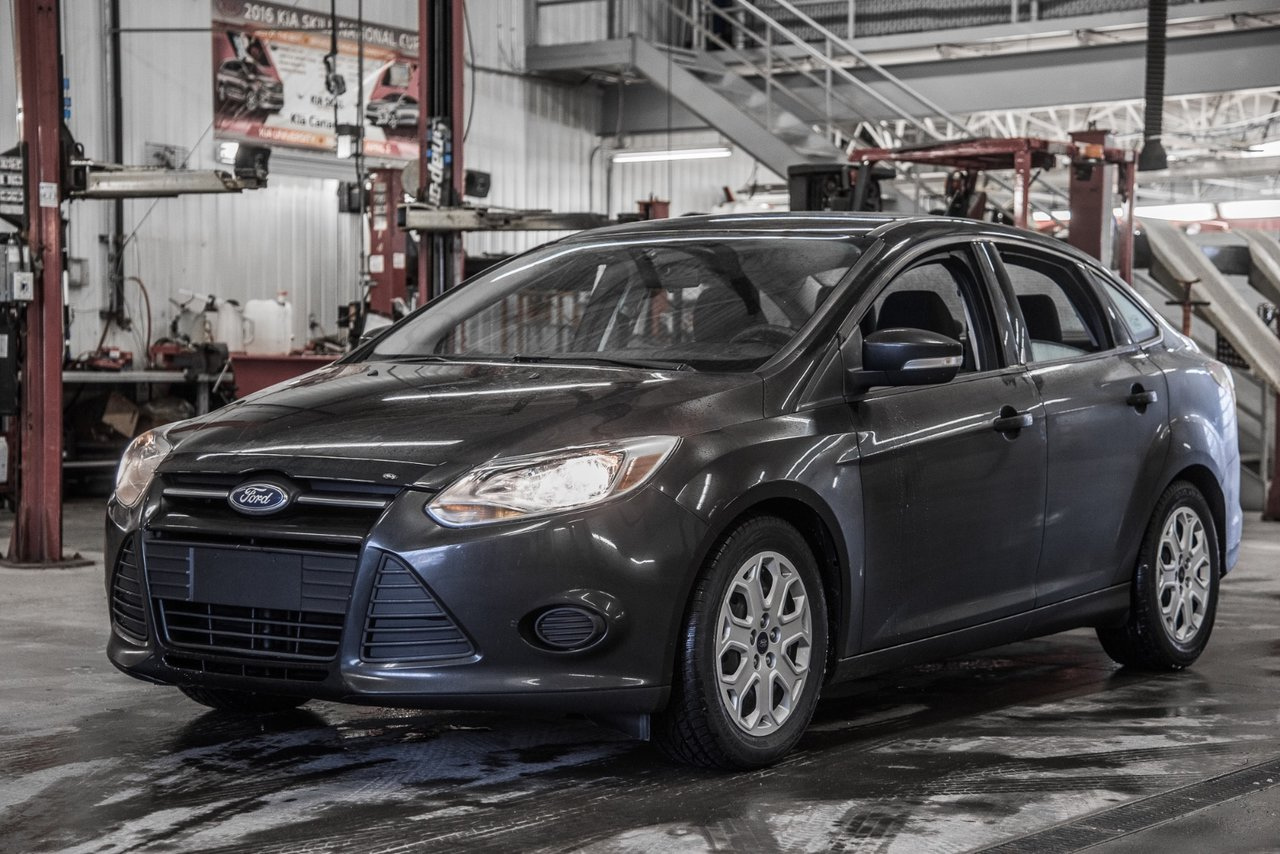 2014 Ford  Focus ****SE+AUTOMATIQUE+A/C+CRUISE CONTROL+WOW!***