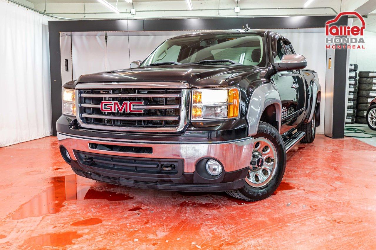 2012 Gmc  Sierra 1500 SL Nevada Edition***MAGS***HITCH****