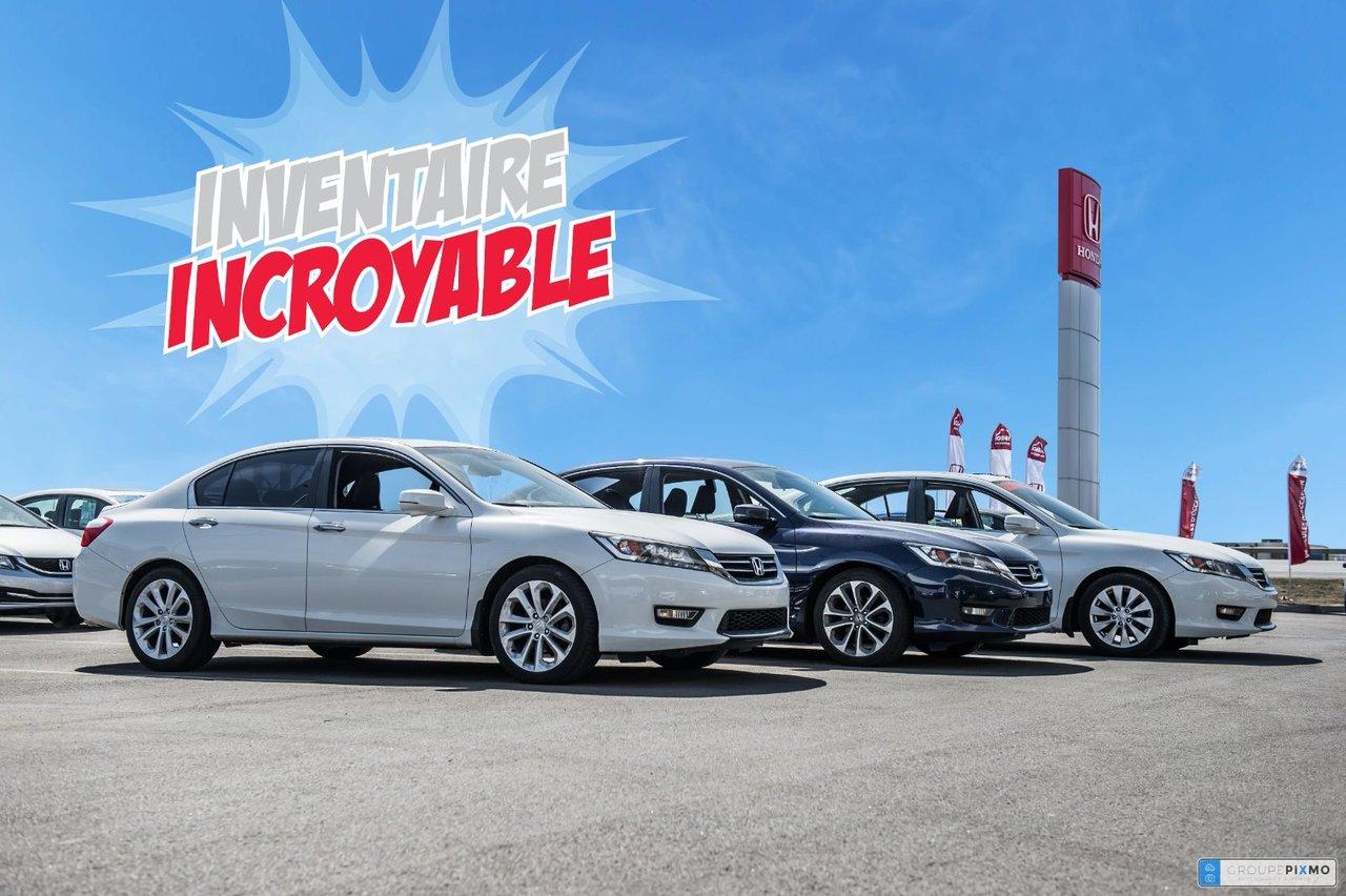 Honda Accord 2019 VEHICULE DE CATEGORIE AAA*