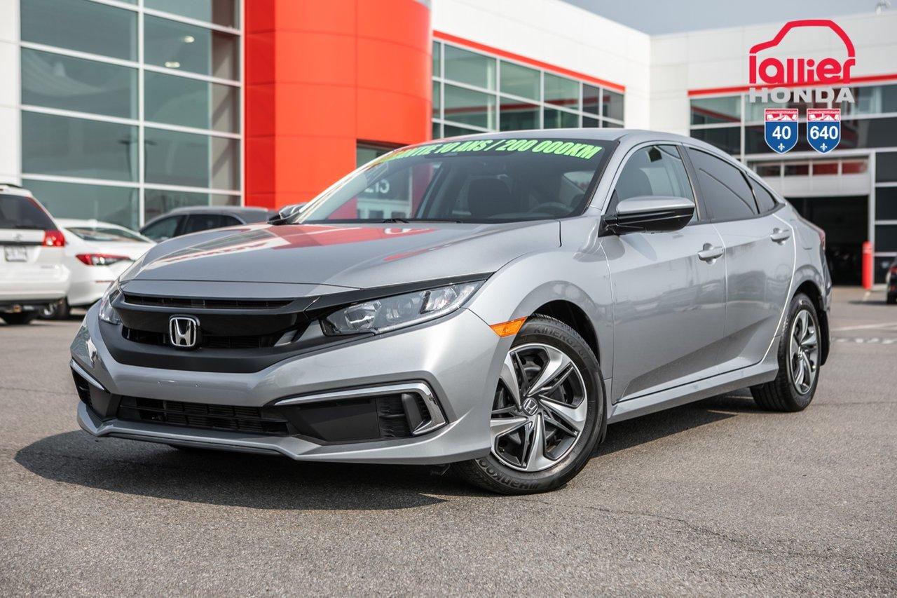 Honda Civic 2019 VEHICULE DE CATEGORIE  AAA*