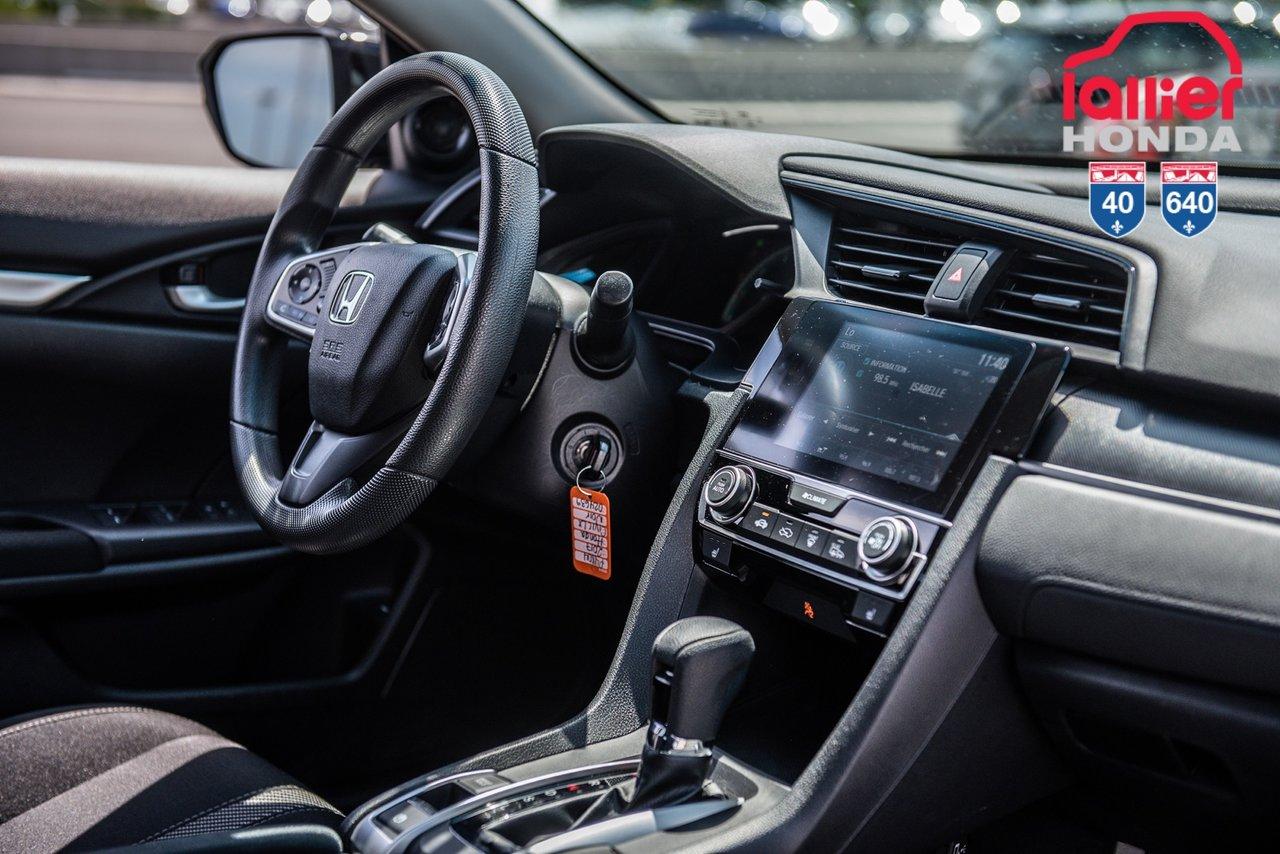 Honda CIVIC SDN LX 2017