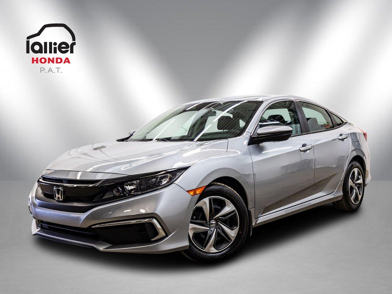 Honda Civic 2021 LX - DEMO GARANTIE 10 ans 200 000 km