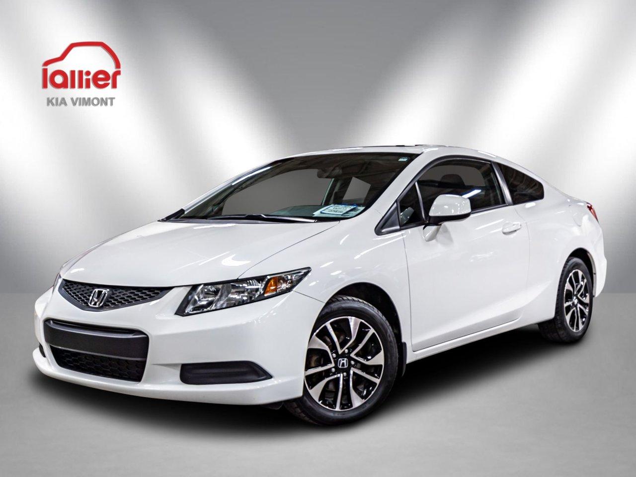 Honda Civic 2013 LX **78,000KM SEULEMENT**JAMAIS ACCIDENTÉ**