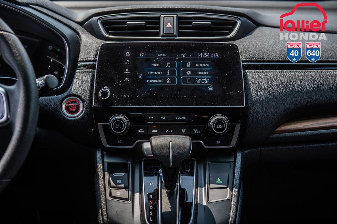Honda CR-V EX 4WD 2017