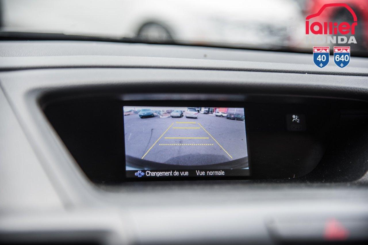 Honda CR-V LX AWD 2013
