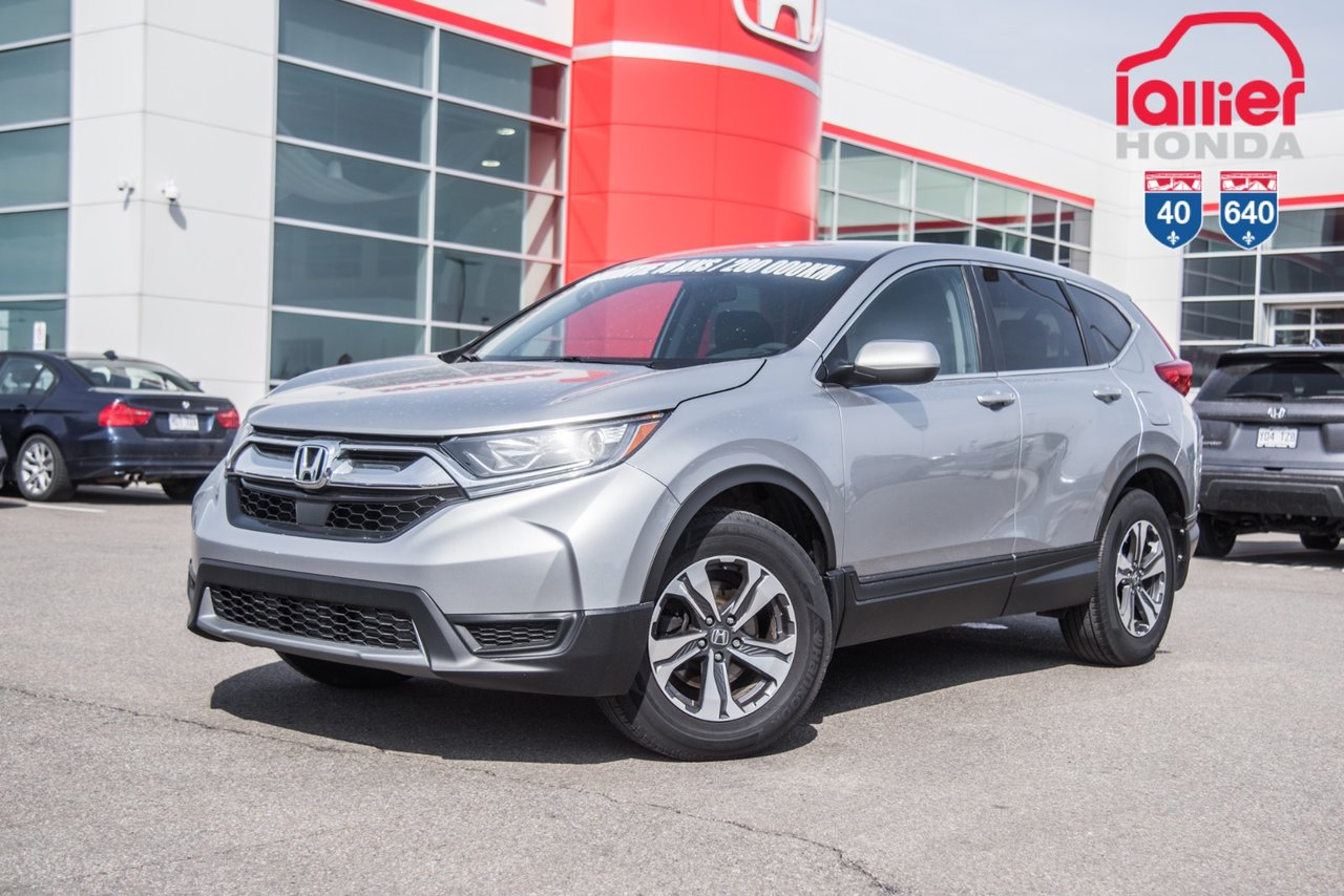 Honda CR-V 2018 *VEHICULE DE CATEGORIE LIQUIDATION