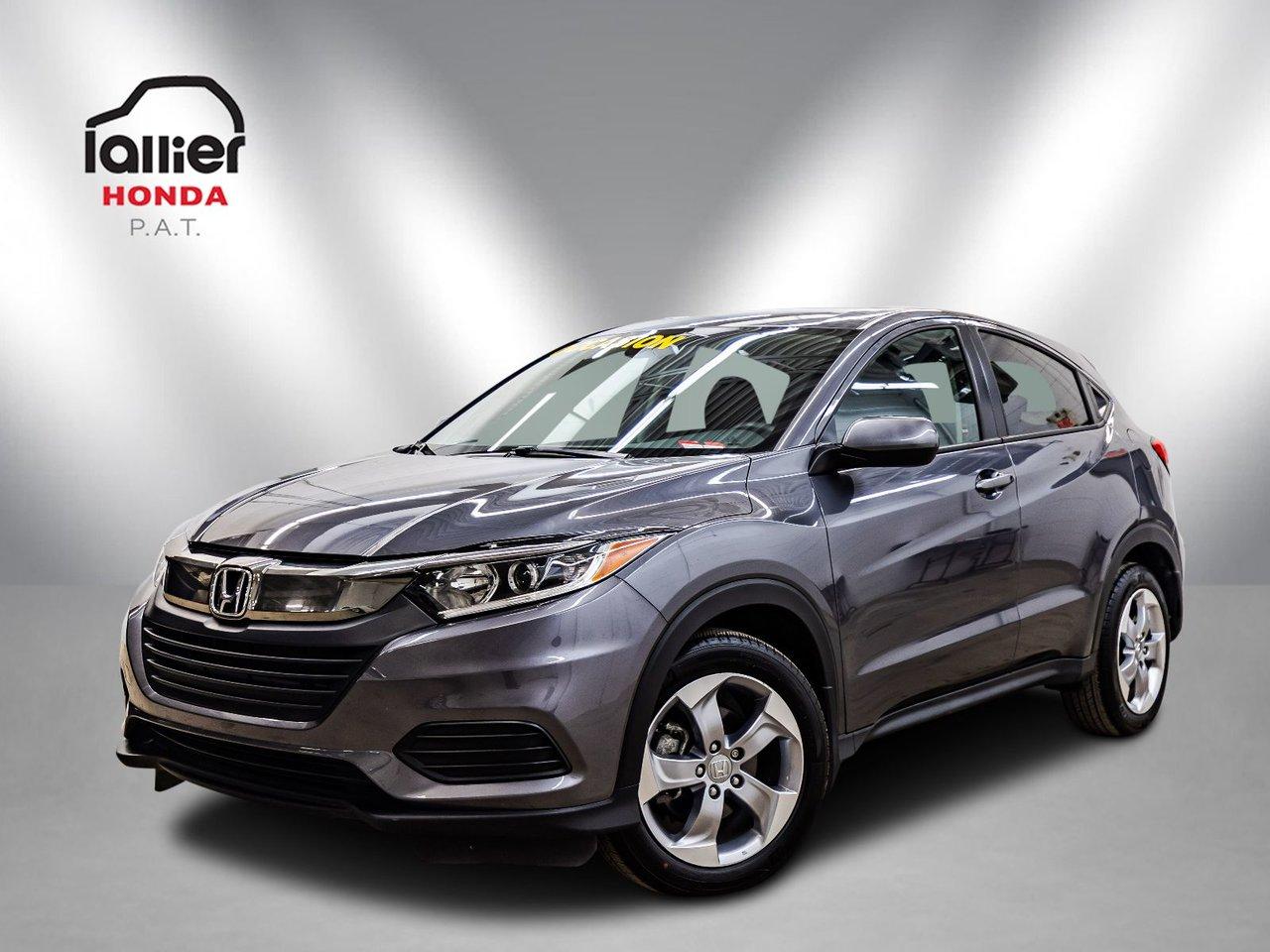 Honda HR-V 2020 LX  1 PROPRIO GARANTIE 10 ANS/200 000 KM*