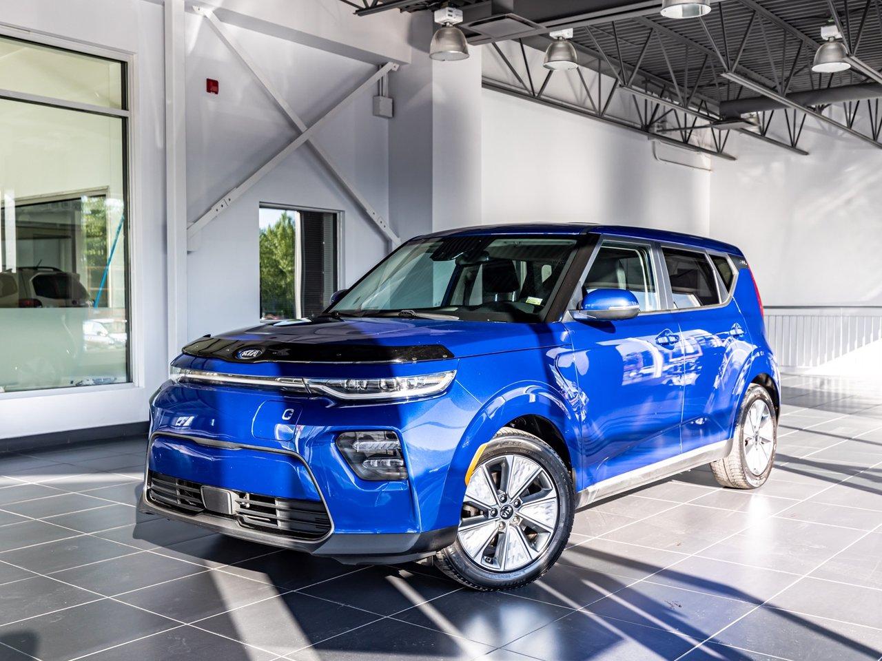 Kia Soul EV 2020 EV PREMIUM