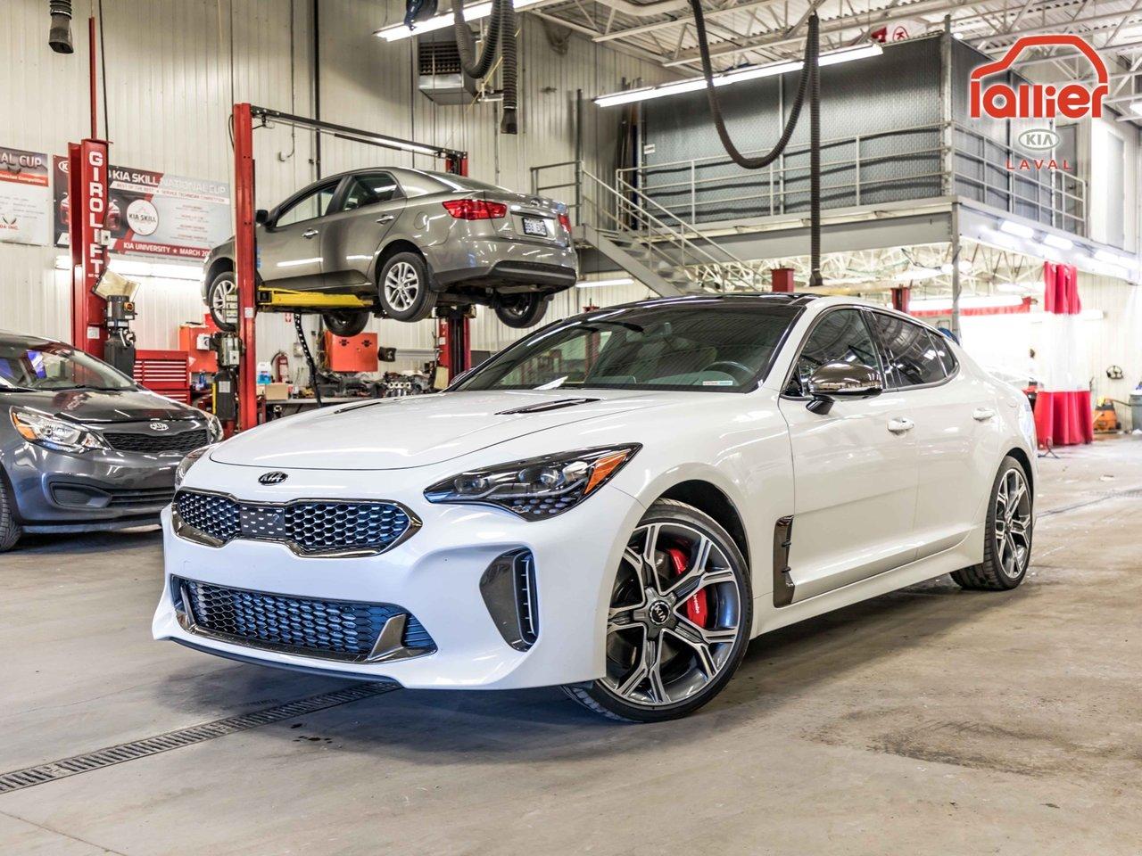 2018 Kia  Stinger GT LIMITED V6 AWD **TAUX À PARTIR DE 0.9%**