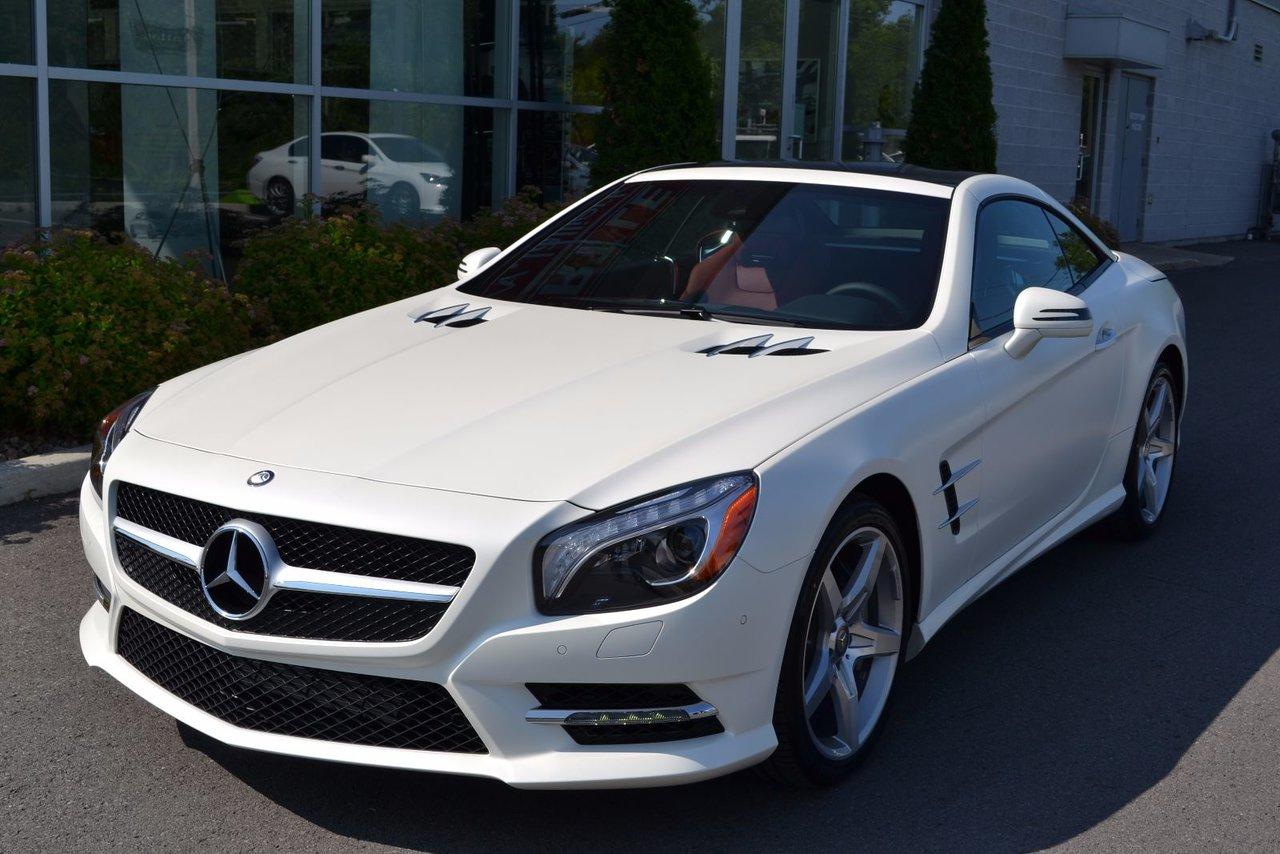Mercedes classe sl 550 2015 d 39 occasion vendre chez for Mercedes benz e class 550