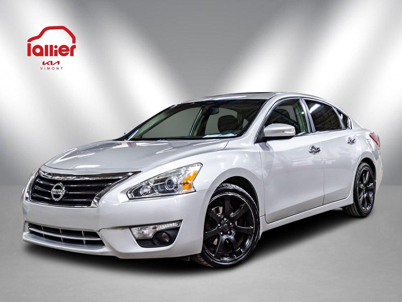 2013 Nissan Altima 3.5 SV **TOIT OUVRANT, CUIR, CAMÉRA DE RECUL*