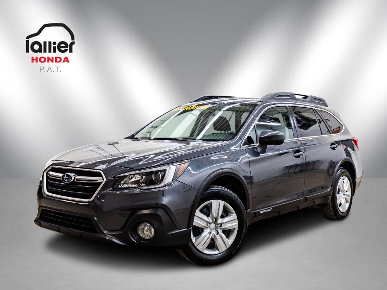 Subaru Outback 2019 2.5I 1 PROPRIO JAMAIS ACCIDENTE