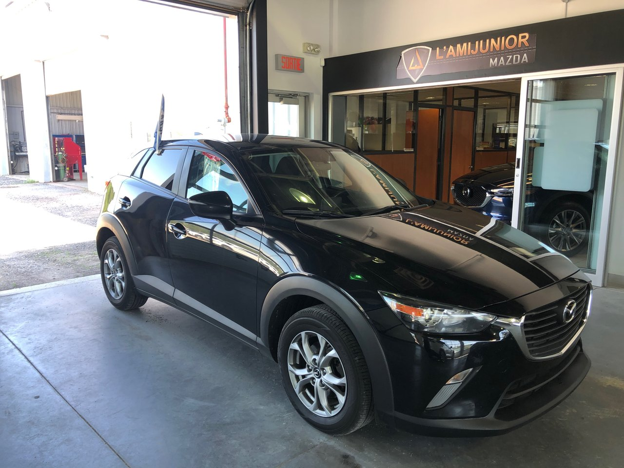 2016 Mazda  CX-3 AWD GS SKYACTIV