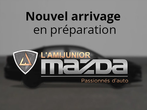 2018 Mazda CX-3 AWD GS SKYACTIV