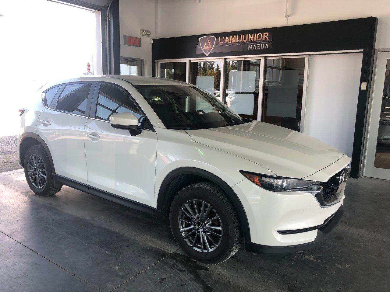 2017 Mazda  CX-5 GS AWD SKYACTIV NOUVELLE GENERATION