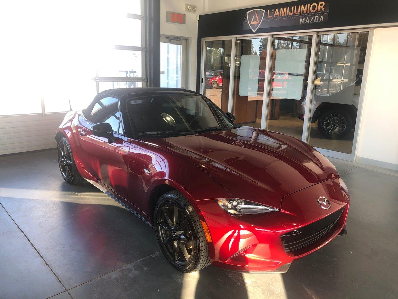 2018 Mazda  MX-5 GS SKYACTIV