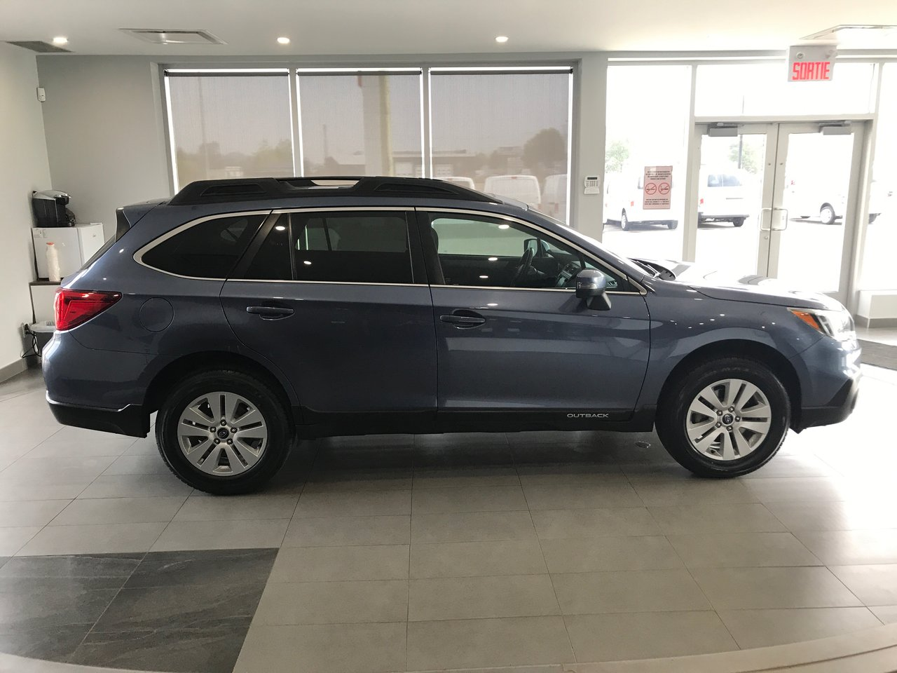 2015 Subaru  Outback TOURING 2.5I