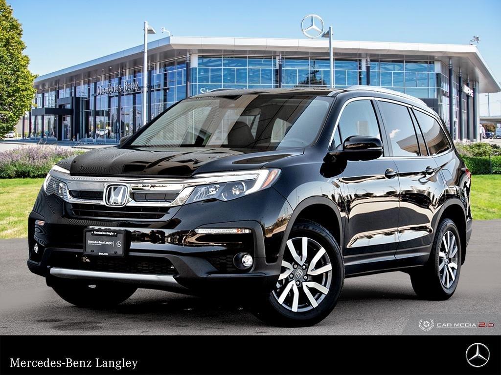 2020 Honda Pilot EX-L AWD with Navigation