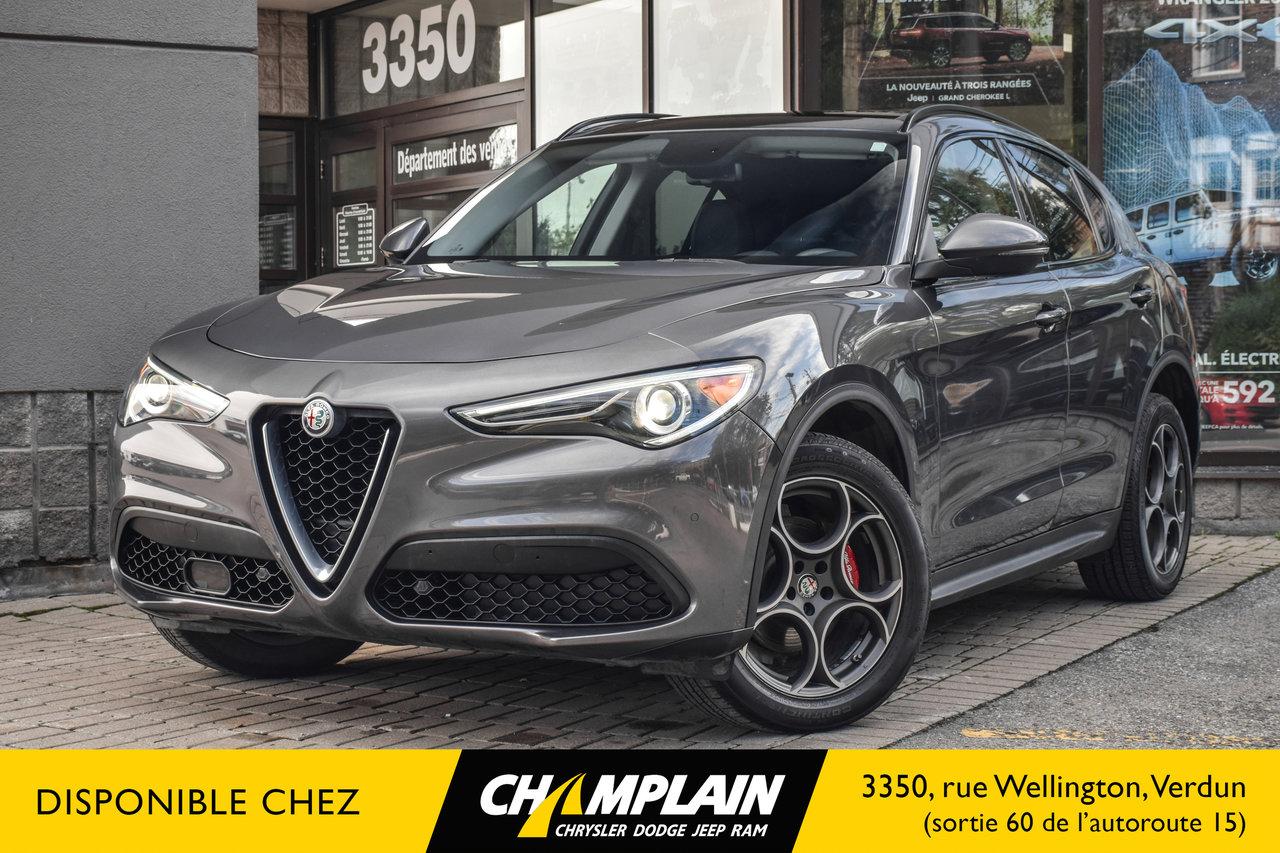 Alfa Romeo Stelvio 2018 Sport AWD