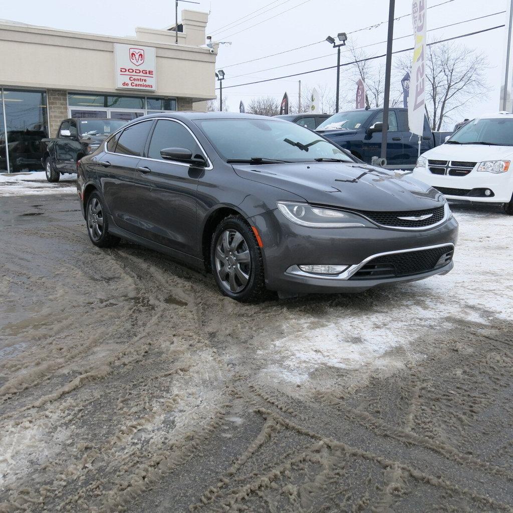 2015 Chrysler  200 4dr Sdn C AWD