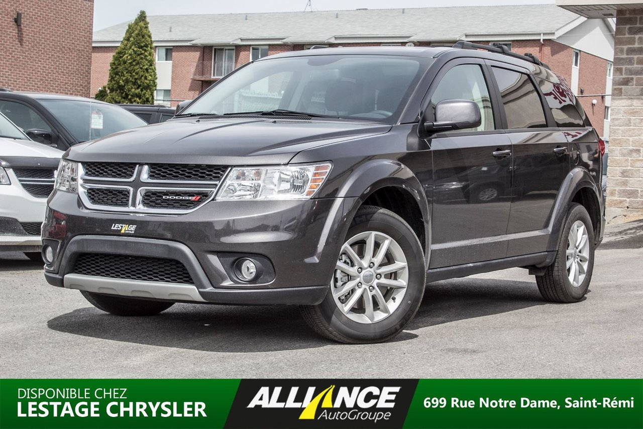 dodge journey 2017 d 39 occasion vendre chez lestage chrysler. Black Bedroom Furniture Sets. Home Design Ideas