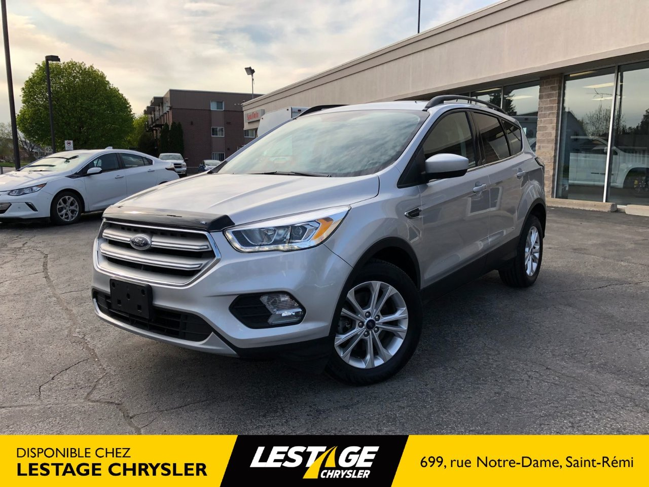 2018 Ford  Escape SEL AWD / CUIR / NAVIGATION / TOIT PANO / CAM