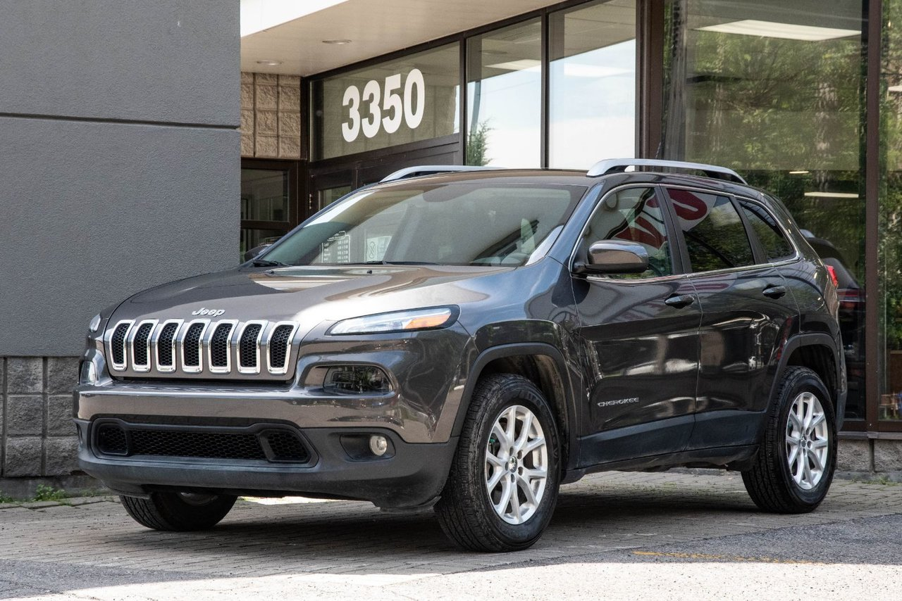 2016 Jeep  Cherokee NORTH | 4X4 | CAMERA | BLUETOOTH | SIEGES CHA