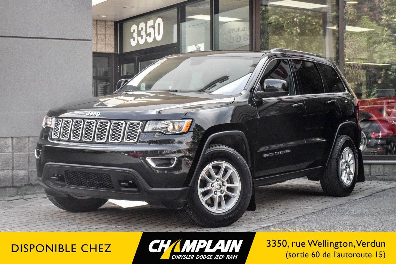 2018 Jeep  GRAND Cherokee LAREDO 4X4 | CAMERA | BLUETOOTH | SIÈGES ET VOLANT C