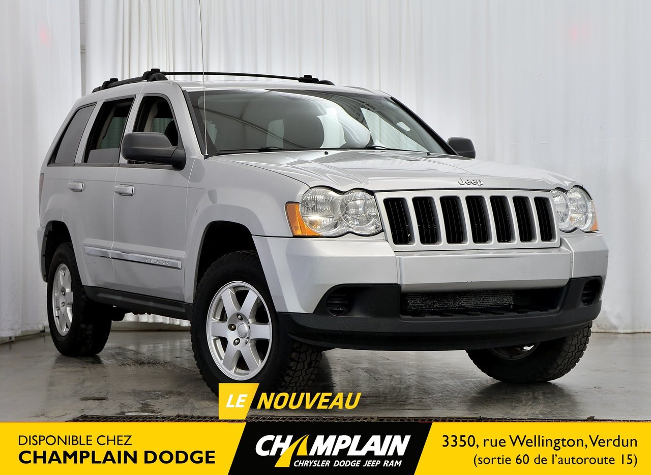 2010 Jeep  Grand Cherokee Laredo| 4X4 | REGULATEUR DE VITESSE | DEGIVRE