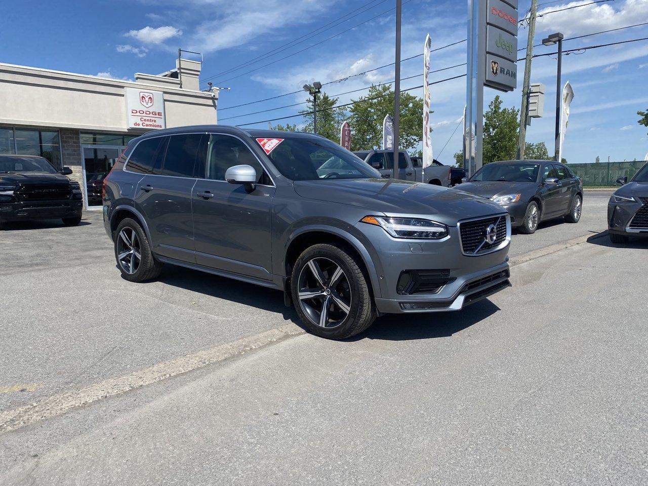 Volvo XC90 2019 T6 AWD R-Design - Harman Kardon - NAPPA - Toi