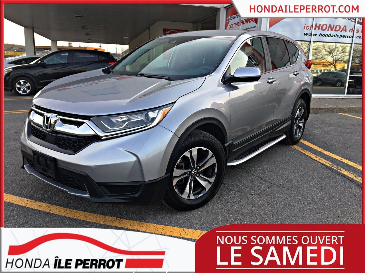2017 Honda  CR-V LX , AWD 1.5 TURBO TECHNOLOGIE APPLE CARPLAY