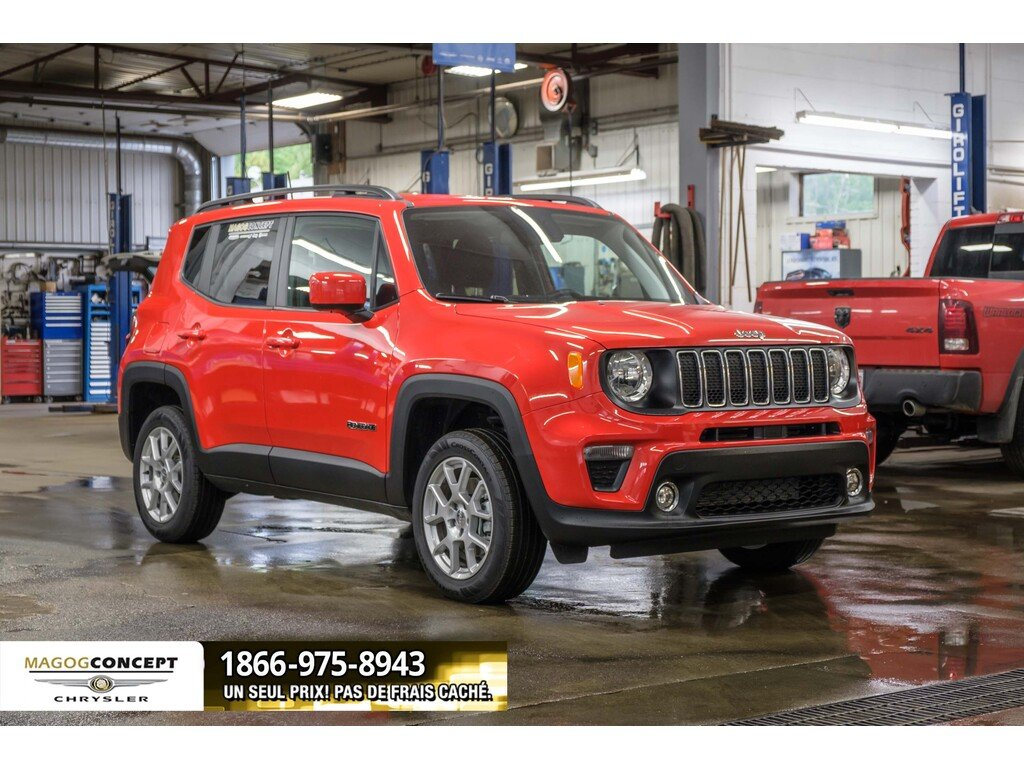 Jeep Renegade 2021 NORTH EDITION + TOW GROUP