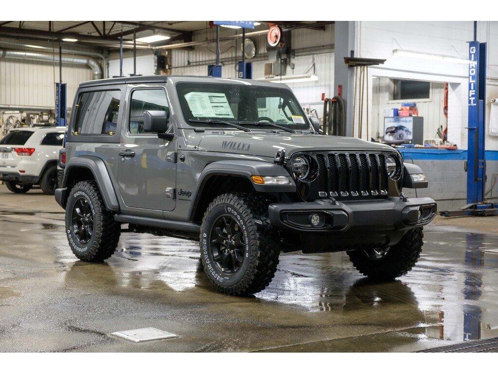 Jeep Wrangler 2021 Willys V6 3.6L