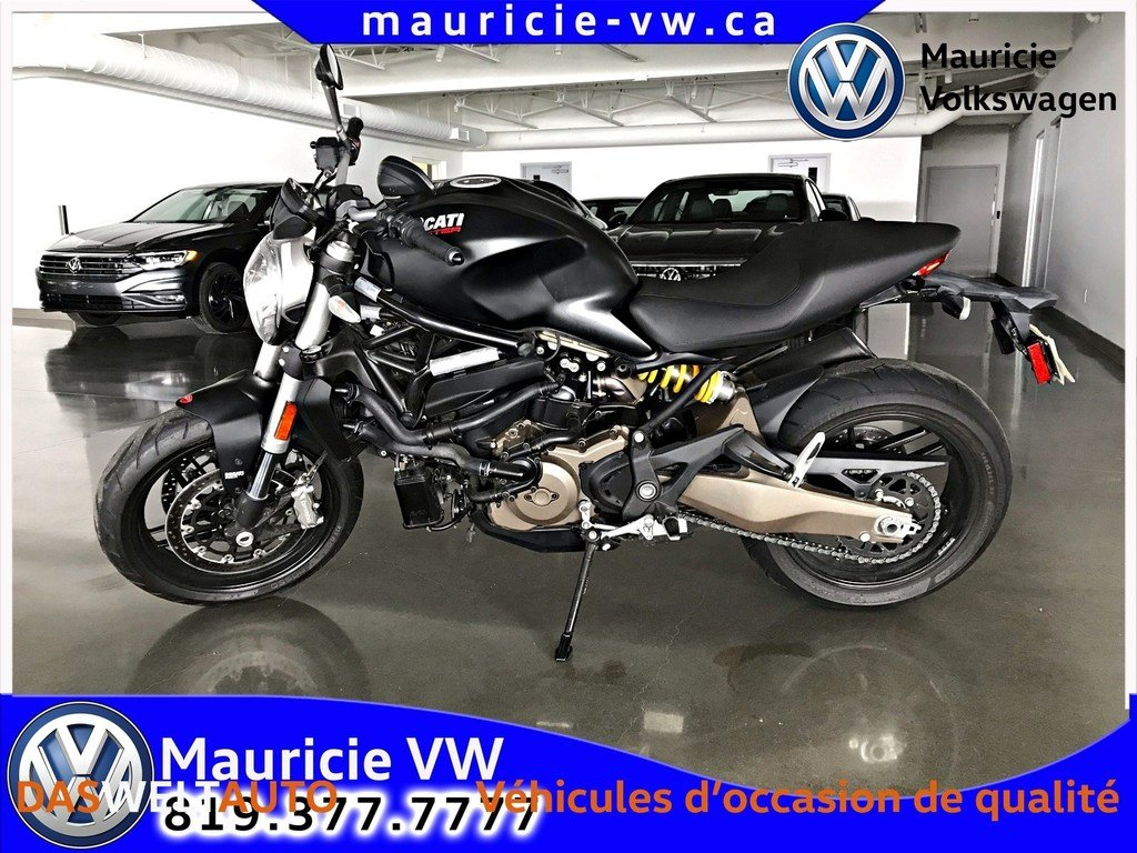 2016 Marque Inconnue  Monster 821 BLACK EDITION